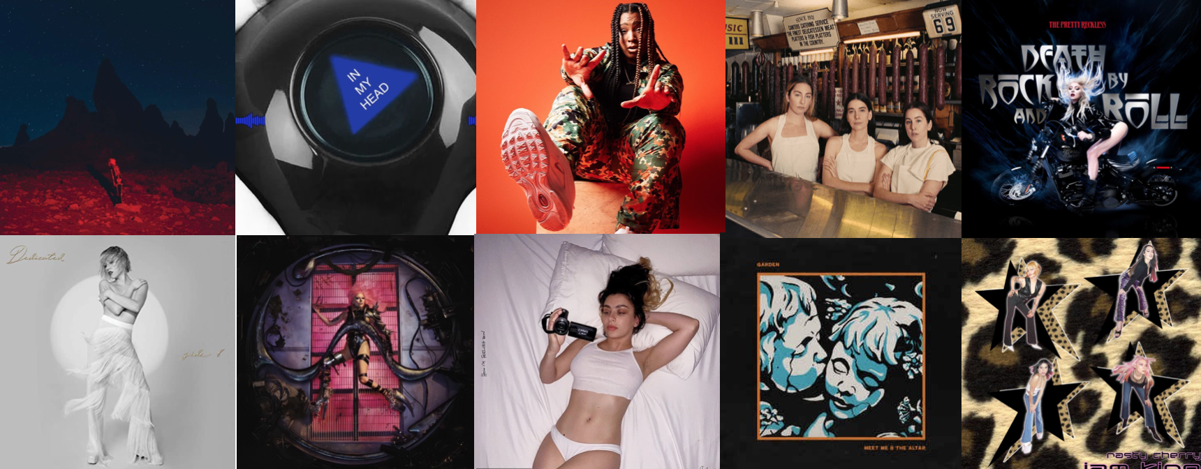 New Music: May 2020 – a monthly round-up of the latest releases