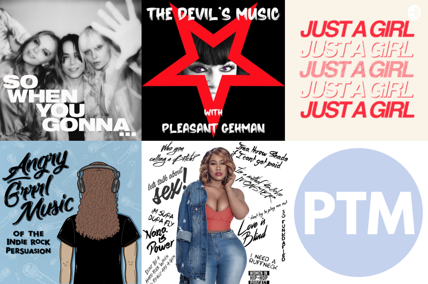 6 music podcasts hosted by women that you should listen to