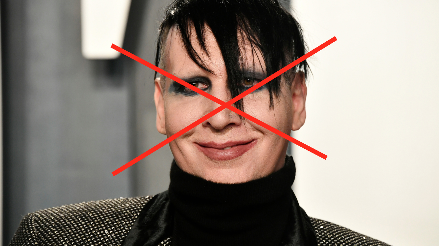 Every single time Marilyn Manson has shown his true colours
