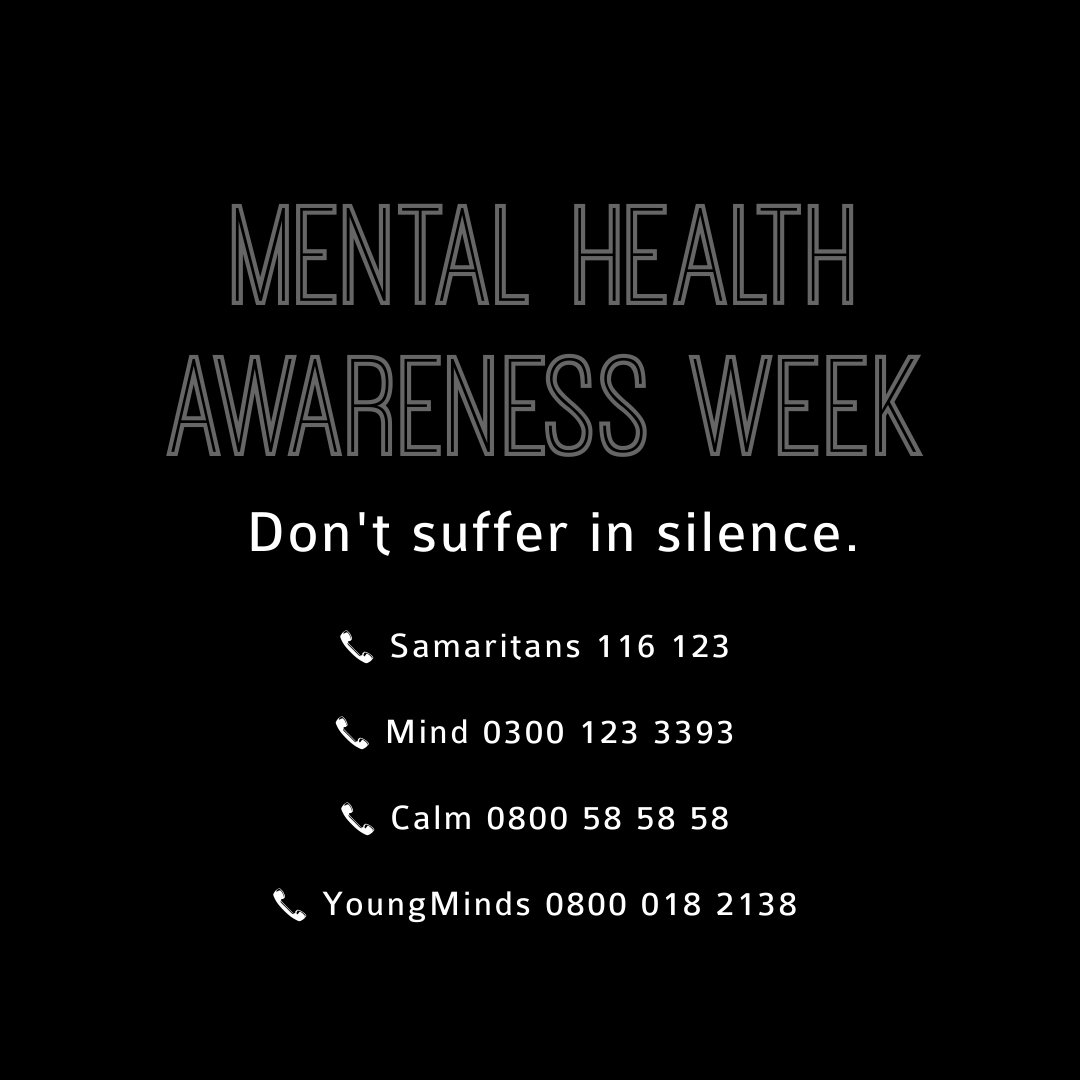 Mental Health Awareness Week: 10 rock songs for when times are tough