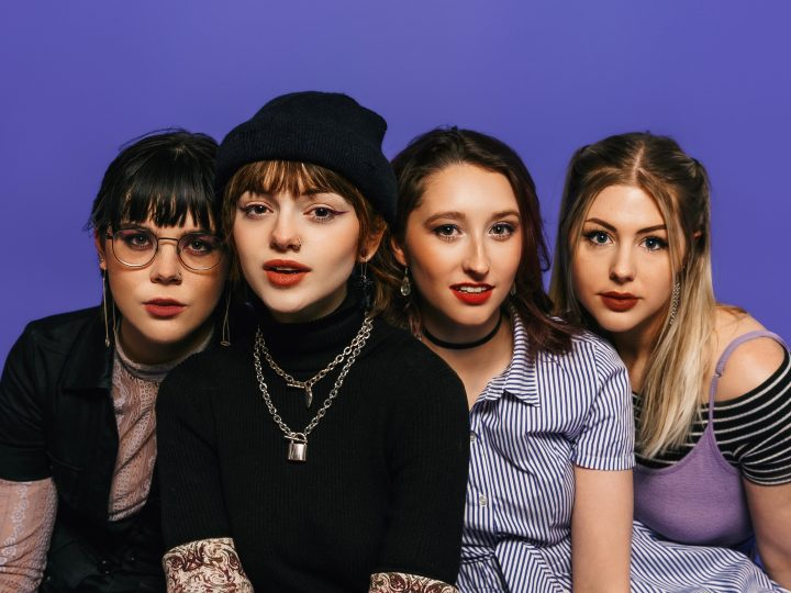 VIAL take a pickaxe to the patriarchy in upcoming punk rock album 'LOUDMOUTH'